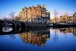 Button to see details and booking options for Amsterdam - Holland