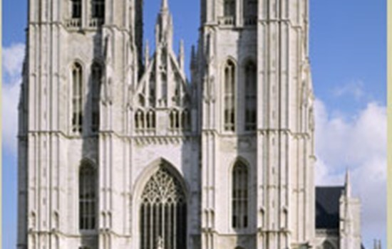 Cathedral of Saint-Michael and Saint Gudula, Brussels, Belgium